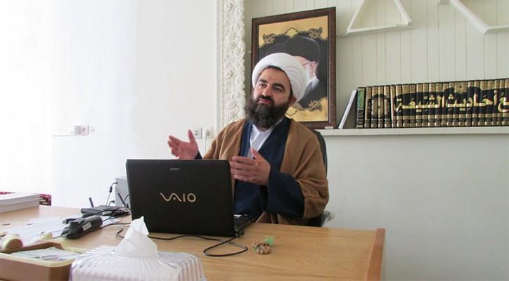 حجت الاسلام و المسلمین اکبرنژاد
